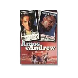 Amos & Andrew - DVD Cinéma