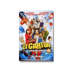 Le Carton - DVD Cinéma
