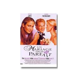 Un mariage trop parfait - DVD Cinéma