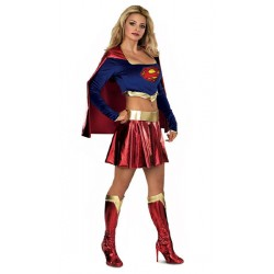 Costume Supergirl - Adulte
