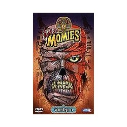 Turbo Momies - Vol3 - DVD Dessins Animés