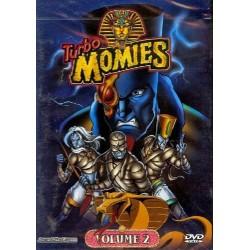 Turbo Momies - Vol2 - DVD Dessins Animés