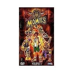 Turbo Momies - Vol1 - DVD Dessins Animés