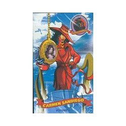 Carmen Sandiego - Vol3 - DVD Dessins Animés