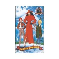 Carmen Sandiego - Vol1 - DVD Dessins Animés
