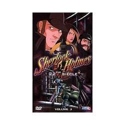 Sherlock Holmes au 22ème siècle - Vol3 - DVD Dessins Animés