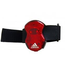 Réflecteur noir et rouge
