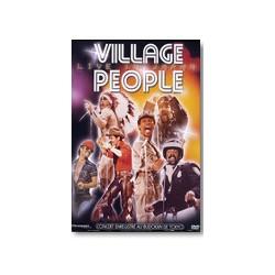 Village People : Live in Japan - DVD Musique