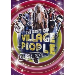 The Best Of Village People - DVD Musique