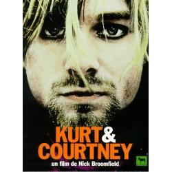 Kurt & Courtney - DVD Cinéma