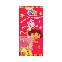 Gommettes Dora l'exploratrice
